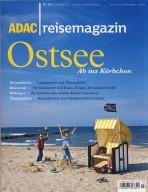 Titelseite ADAC - reisemagazin Nr. 123 Juli/August 2011