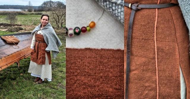 Artikel Skjoldmus: Trägerrock aus Haithabu von Hallveig 2010