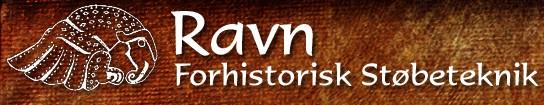 Logo von Ken Ravn Hedegaard - Ravn Forhistorik Støbeteknik