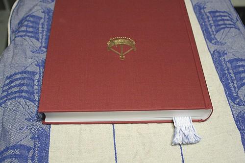 Borte als Lesezeichen - Grabungsbuch Haithabu