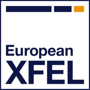 Das Logo von der Großforschungsanlage European XFEL GmbH